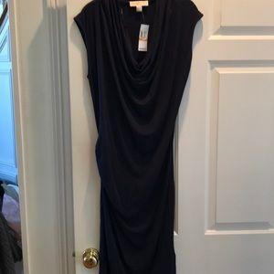 Michael Kors Navy blue dress.  Size small.